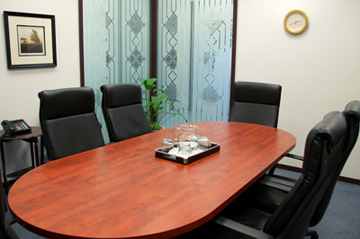 Conference Room | Executive Suite Offices